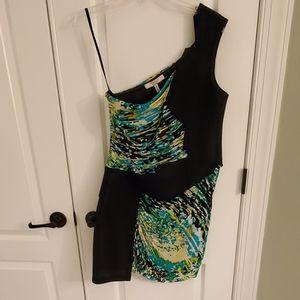 BCBG MAXAZRIA RUNWAY mini dress